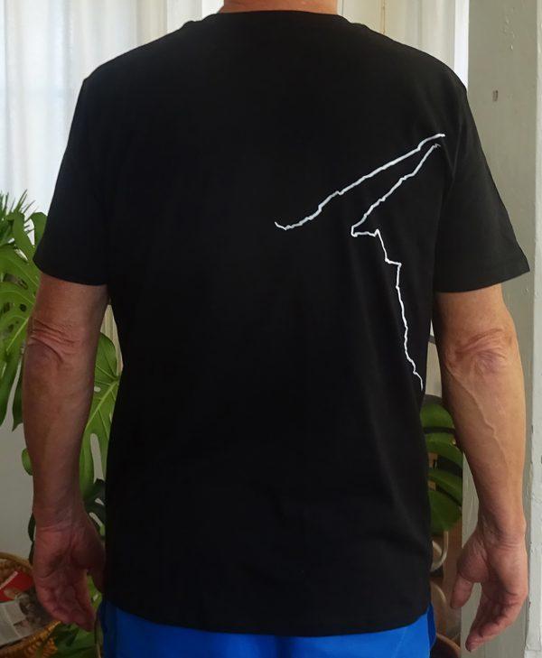Palmtag Shirt Planungsrisse hinten 2