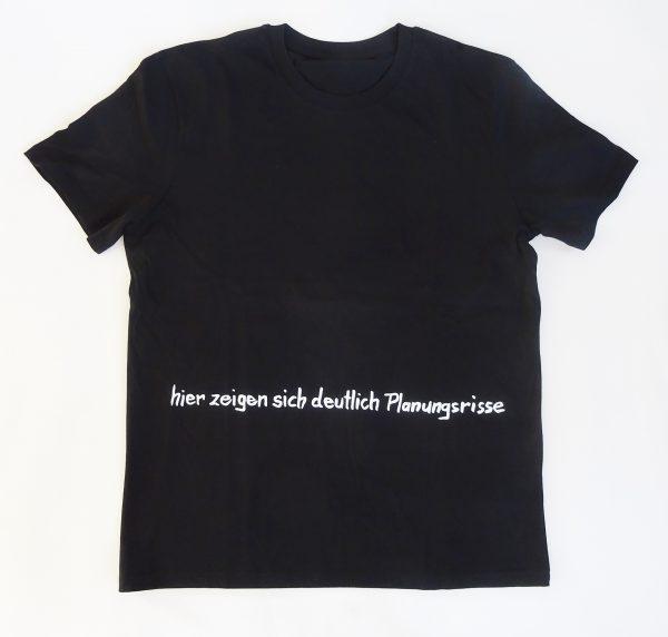 Palmtag Shirt Planungsrisse